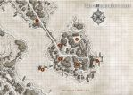 RPG-MAP Island-district by last-mapmaker