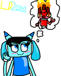 Mixels: Thinking of you (REDRAW) by Luqmandeviantart2000