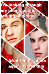 ~Red~Shawn Mendes~ by EditsOfFamousPeople