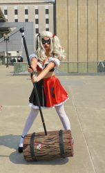 Harley Quinn by thatblondeperson by sacphotos