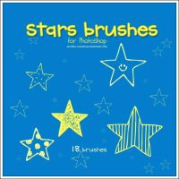 Stars brushes by stardixa-resources