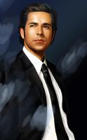Mr. Zachary Levi by TomsGG