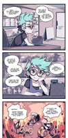 Negative Frames 24 by Parororo