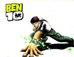 'BEN 10' by 1314