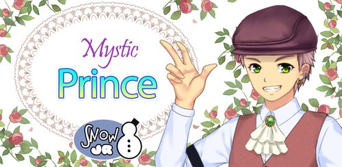 Mystic Prince Dress Up is out! by snowshinejr