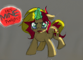 Shimmer SMASH Sketch by Knight-of-Bacon