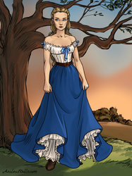 Dolores - season 2 - by ZoombieGrrll