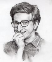 Paul Rust by little-ampharos