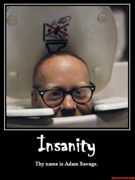Insanity by Superstrider
