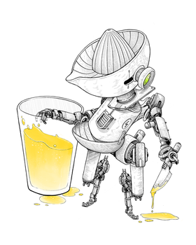 10/03/2018 - Juicerbot by hubertspala
