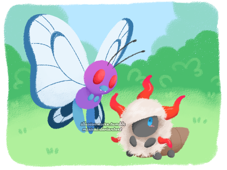 Bug friends by Misical