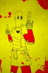 DSC: Scud the Disposable Assassin by SkipperLee