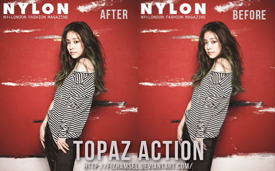 [ACTION] TOPAZ ACTION by FizHamsel