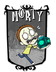 MR MEESEEKS GET ME OUT OF HERE by cappy-code