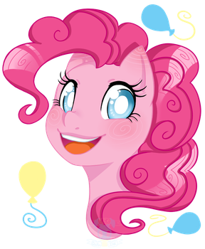 Pinkie bust by Hatchet-Ears