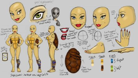 Sonny Cheat Sheet by bugsytrex