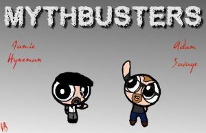 Mythbusters by Knalljaas