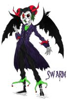 Swarm: Official Ref by TheWickedWordsmith