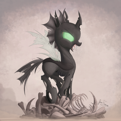 Changeling wrath by Bugplayer