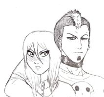 Duncan x Courtney by MoonFox23