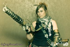 Laurilye - World Steam Expo by cyborgseamstress