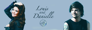 Banner Start Danielle And Louis Manip Series by DaisyChan55
