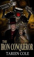 Iron Conqueror Front Cover by Kachinadoll