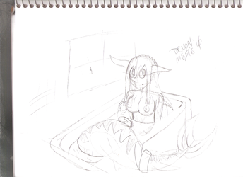 There's a mermaid in my bath by Eurodex