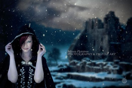Ice Princess by MiusaPictures