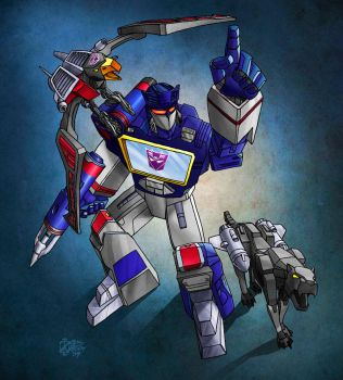Soundwave Superior by zachreddy