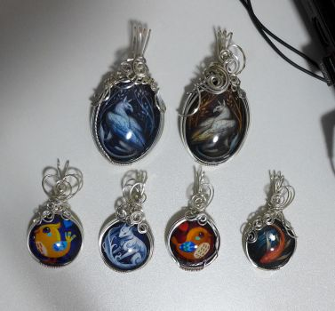 Pendants 5 by sandara