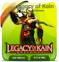 Legacy of Kain: Defiance Icon by GamersKUT