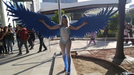 Articuno by AndurilWielder
