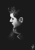 Dean Winchester by BobbysIdjit