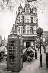 The Spice of Life, London by Eliweisz