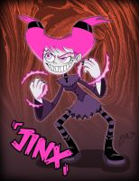Jinxed! by OniPolice