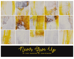 Never Give Up - Icon Textures #59 by lune-blanche