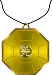 Pendant of Blinding Light (Render) by After-Sunfall