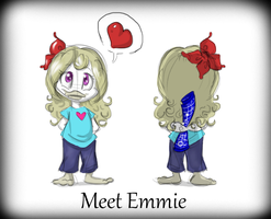 Meet Emmie by The-real-Vega777