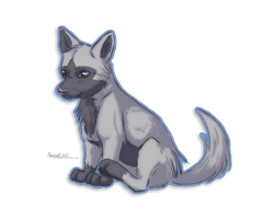 Poochyena Badge