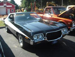 1972 Ford Torino by Shadow55419