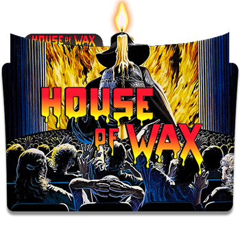 House Of Wax (1953) (1) by wildermike
