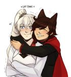 Weiss and Faunus!Rubbles by NaitouRSE