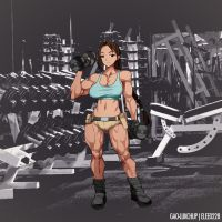 Lara Growth Part 1/5 by elee0228