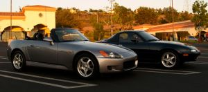 S2K and Miata by Bloodred070