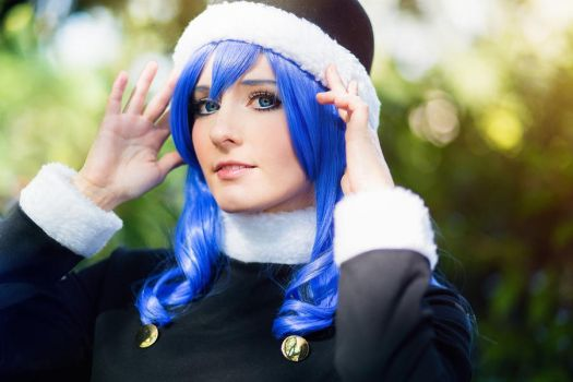 Juvia lives for the ones she loves by Zhenya-Chan