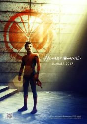 SPIDER-MAN: HOMECOMING (2017) by jphomeentertainment