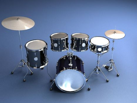 Drumset by Provod