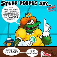 Stuff people say 111 by FlintofMother3