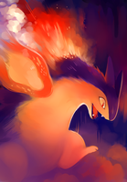 Magma Punch by HappyCrumble